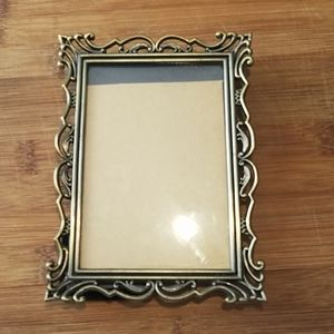 Ornate Metal Picture Frame- 3 X 5